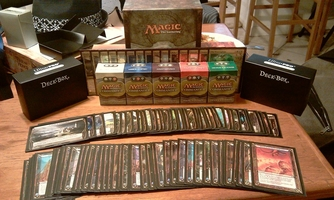 See our Mtg Deck Builder 13