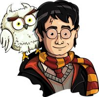 Take a look at Harry Potter 10